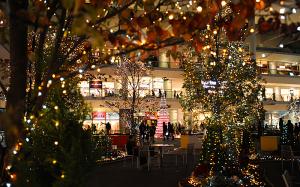ラゾーナのクリスマス