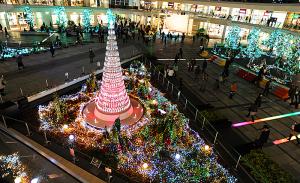 ラゾーナのクリスマス4