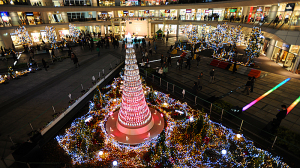 ラゾーナのクリスマス5
