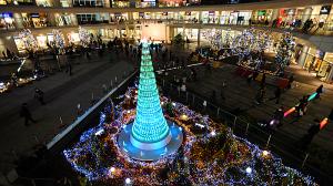 ラゾーナのクリスマス6