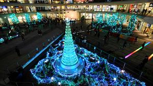 ラゾーナのクリスマス7