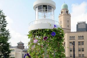 キングの塔とクイーンの塔