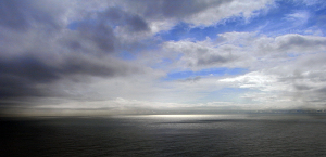 江ノ島より