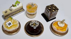 鎧塚のケーキ