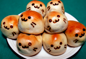 タマちゃんパン