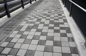 ゲートブリッジ歩道
