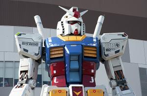 等身大RG1/1 RX78-2 ガンダム Ver. GFT(GUNDAM Front Tokyo)