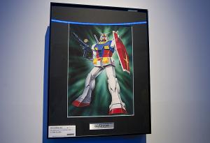 ガンダムフロント東京・ガンプラボックスアートコレクション