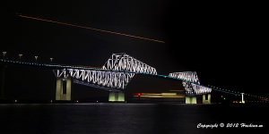 東京ゲートブリッジ・ライトアップ