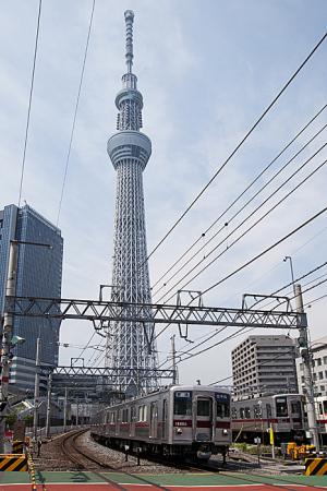 東武鉄道10000系電車