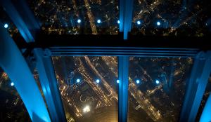 東京スカイツリー天望回廊 夜景