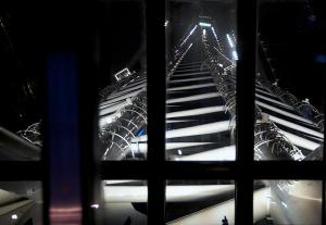 東京スカイツリー ガラス床