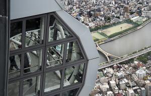 東京スカイツリー フロア445
