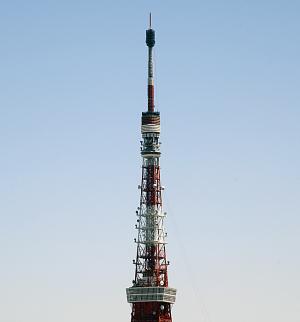 7月31日の東京タワー