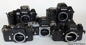 NikonF一桁シリーズ