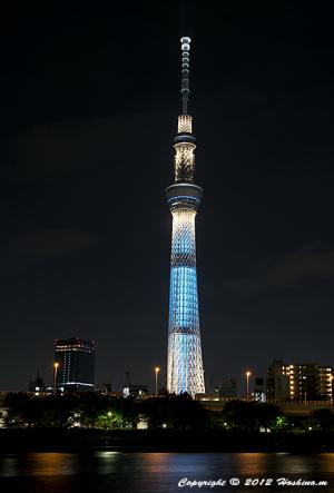 東京スカイツリー 見返り美人
