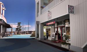 三井アウトレットパーク横浜ベイサイドのベイサイドキッチン