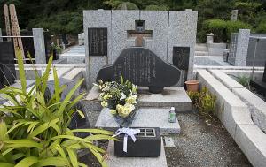 小柳徹のお墓