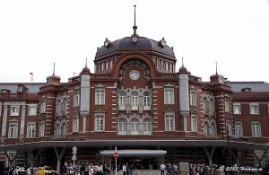 東京駅赤レンガ駅舎