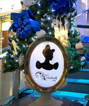 表参道ヒルズ ディズニークリスマス