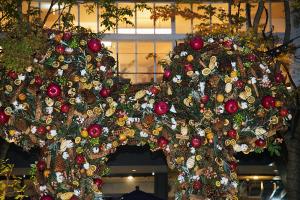 東急プラザ表参道原宿 おもはらの森のクリスマス