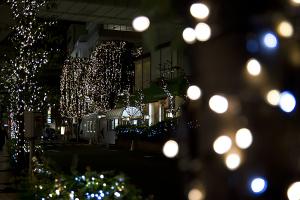 玉川高島屋のクリスマス