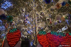東京タワークリスマスイルミネーション2012