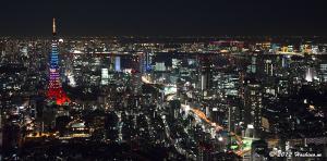 東京タワーダイヤモンドヴェール クリスマスVer.