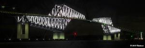 Tokyo Gate Bridge 1月のライトアップ