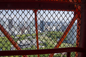 東京タワー 階段制覇