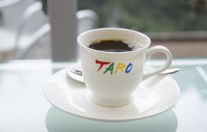 岡本太郎美術館 カフェテラスTARO
