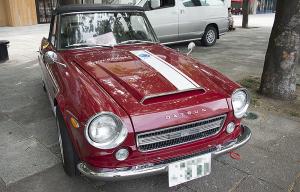 DATSUN FairLady2000  EV