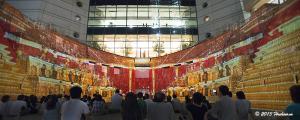 横浜 ドックヤード・プロジェクションマッピング