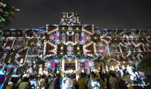 神奈川県庁本庁舎(キングの塔) デジタル掛け軸