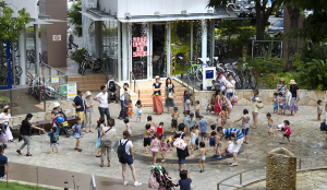 ららぽーと横浜 セントラルガーデン POPジェット