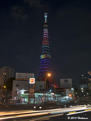 祝!2020東京オリンピック・パラリンピック開催決定!オリンピックダイヤモンドヴェール