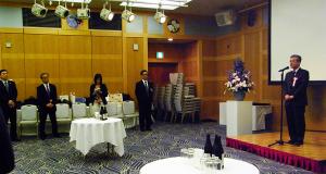 横浜港 客船フォトコンテスト 2013 表彰式・懇親会