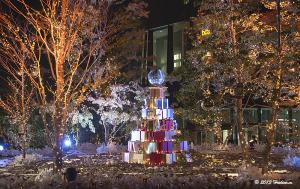 OMOHARA WHITE CHRISTMAS 2013