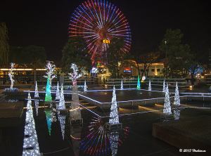 横浜・クイーンズパークイルミネーション 2013