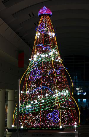 クイーンズスクエア横浜 シンギングツリー2013