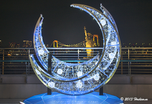 AQUA Xmas 2013~Aqua Marine Magic~ アクアシティお台場のクリスマス