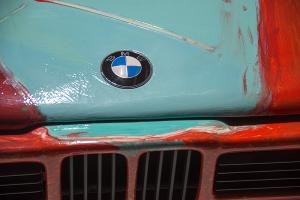 BMW アート・カー#4(BMW M1 Group4 Racing Version)