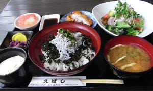 ららぽーと横浜「えぼし」の夏のおすすめ御膳
