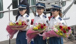 飛鳥Ⅱ横浜へ帰港