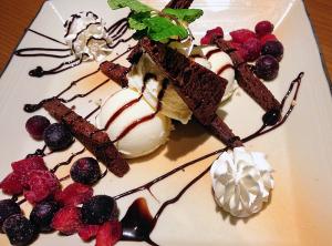 チョコレートマウンテン  かまどか