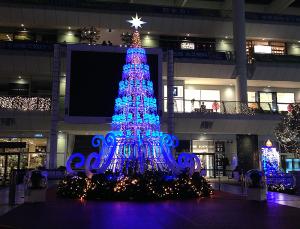 ラゾーナ川崎プラザ クリスマスイルミネーション2014
