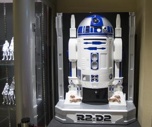 BANDAI スターウォーズ 3Dウォールフィギア R2-D2