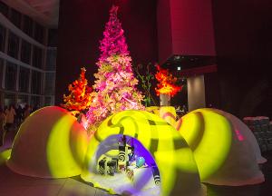 天空のクリスマス 2014 featuring ティム・バートンの世界