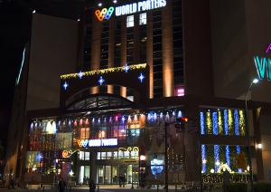 横浜ワールドポーターズ ファンタスティッククリスマス