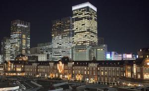 100周年を迎えた東京駅